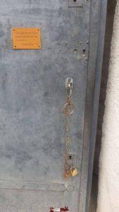 the key of the Jurgensen tower
