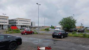 Parkings à disposition dans les environs du musée Bolo