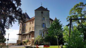 le château de Saint-Barthélémy