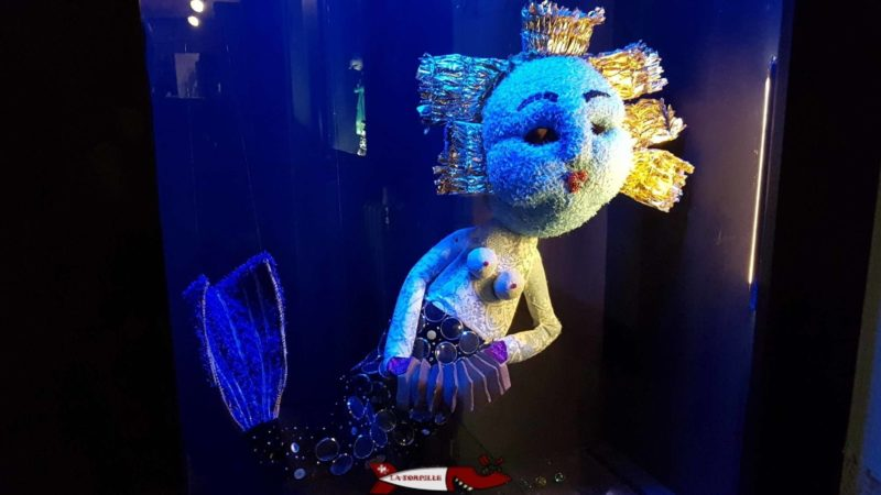 Une marionette.