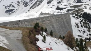 Cleuson Dam - Hydroelectricity in French-speaking Switzerland