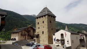 la tour d'anniviers
