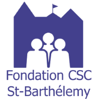 logo fondation CSC St-Barthélemy