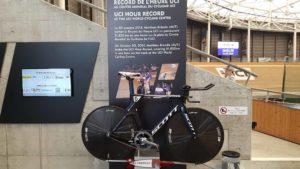 Des vélos historiques présentés par l'exposition du centre mondial du cyclisme