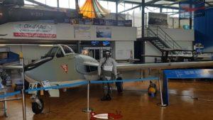 DH-112 Venon au Musée de l'Aviation Militaire de Payerne Clin D'Ailes