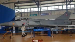 Mirage IIIS au Musée de l'Aviation Militaire de Payerne Clin D'Ailes
