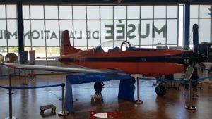 Pilatus PC-7 au Musée de l'Aviation Militaire de Payerne Clin D'Ailes
