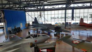 F-5 E Tiger au Musée de l'Aviation Militaire de Payerne Clin D'Ailes