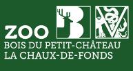 logo du zoo du petit chateau la chaux-de-fonds