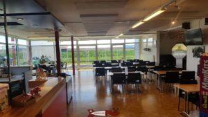La cafétéria au Musée de l'Aviation Militaire de Payerne Clin D'Ailes