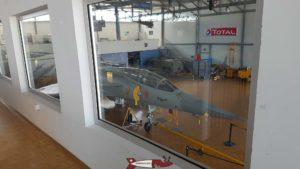Mirage III destiné au vols de plaisance au Musée de l'Aviation Militaire de Payerne Clin D'Ailes