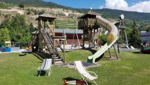 Place de jeux happyland
