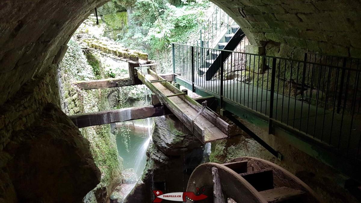 Moulins du Gore du Vauseyon