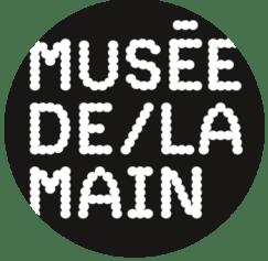 logo musee de la main lausanne chuv