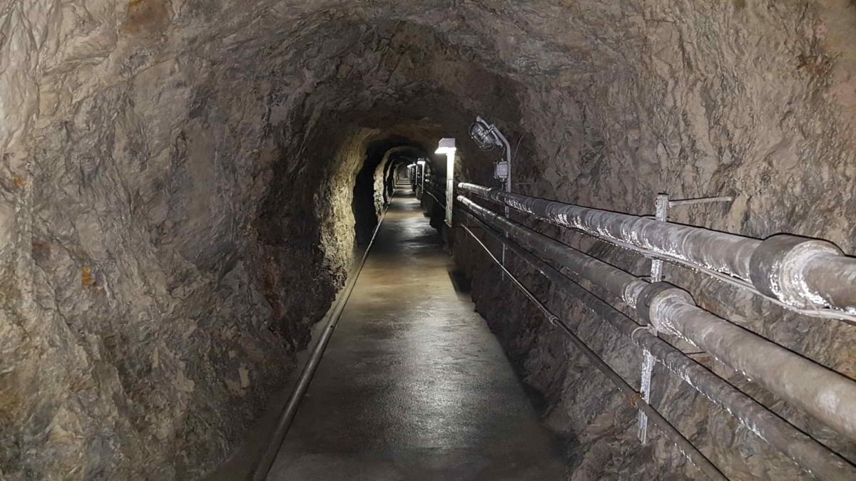 Fort d'Evionnaz