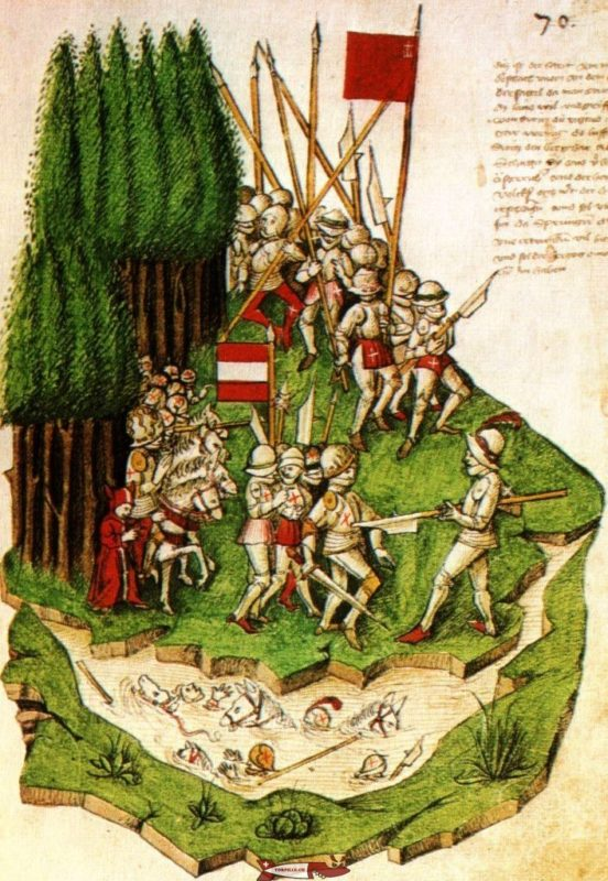 bataille de Morgarten