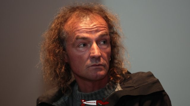 patrick edlinger en 2012 peu avant sa mort