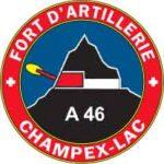 logo fort militaire d'artillerie de Champex-Lac