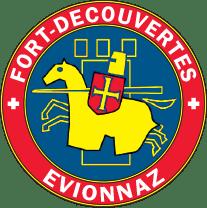 logo militaire du fort d'evionnaz