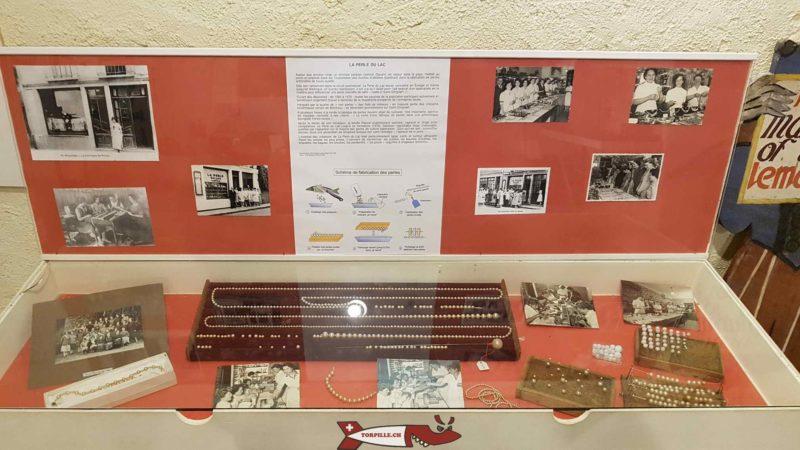 l'histoire de Saint-Gingolf au musée des traditions et des barques du léman