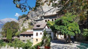 L'ermitage de Longeborgne