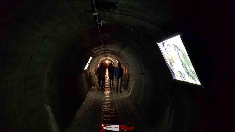 Les photos d'avion des infrastructures liées au barrage de la Grande Dixence