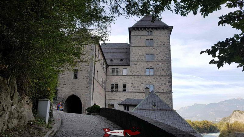 Saint-Maurice castle