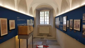 exhibition on the history of the Saint-Maurice castle