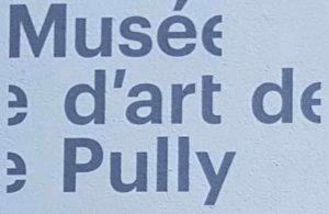 logo musée d'art de pully