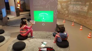 interactive workshops of the archaeolab and Roman villa of Pully