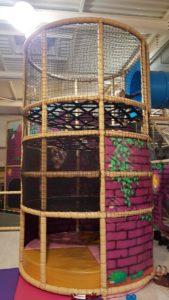 spider tour at jayland gland leisure park