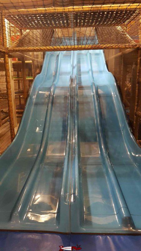 slides at jayland gland leisure park