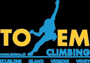 logo salle de grimpe de Totem Ecublens