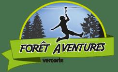 logo foret aventures vercorin