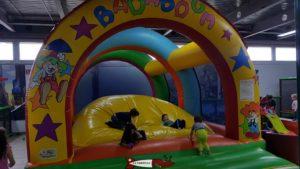 A unique simple bouncy castle - jayland crissier villars-sainte-croix