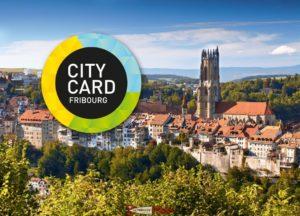 logo city card fribourg