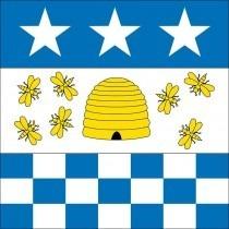 drapeau ville de la chaux-de-fonds