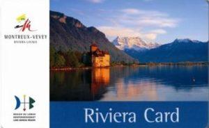 logo montreux riviera card
