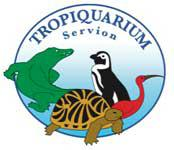 Tropiquarium of Servion logo