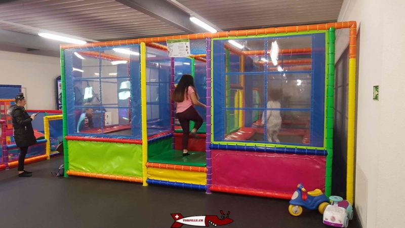 6 trampolines à fun4kids