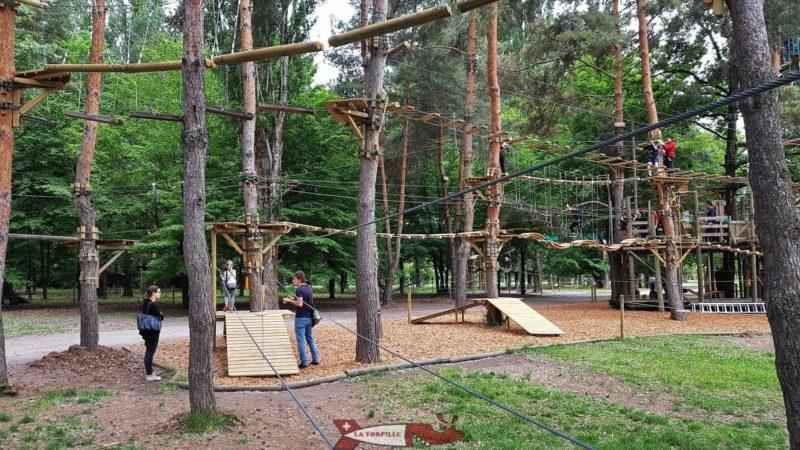 les ateliers du parc aventure sion