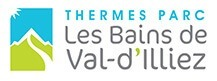 logo thermal baths of val d'illiez thermal baths park