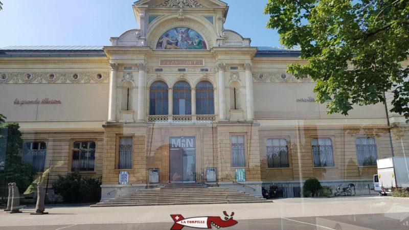 Musée d'Art et d'Histoire de Neuchâtel