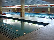 piscine couverte d'Onex
