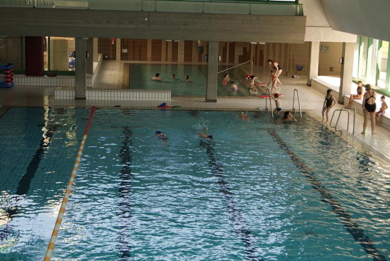 piscine de la blancherie Delemont