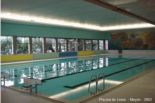 piscine de livron meyrin