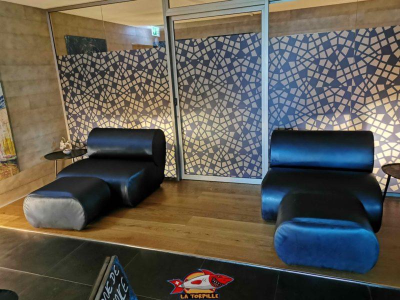 "Salon de relaxation ""Rêves en Bleu"""