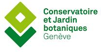 logo Les conservatoire et jardin botaniques de la Ville de Genève