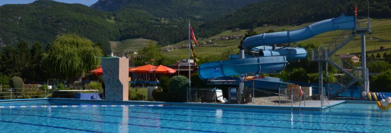 piscine plein air aigle