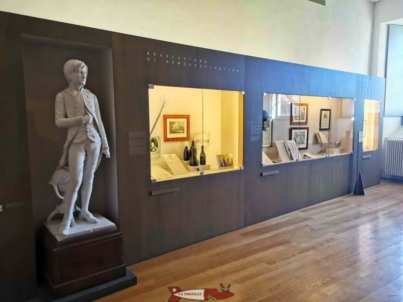 Contemporary History: 19th and 20th Centuries. Museum of Yverdon and its Region